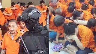 Polda Metro Jaya Bersama Polres Jakarta Pusat Tangkap 85 Pejudi Koprok dan Pai Kyu