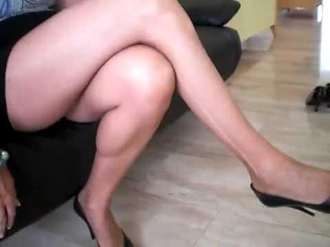 sexy views of a lady