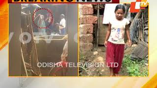 Differently Abled Girl Brutally Beaten Up In Athgarh; Video Goes Viral
