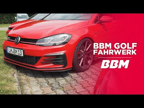 VW 3er Pack auf dem Golfplatz by BBM