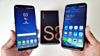 BLUBOO S8 Bezel-less Smartphone - 18:9 Infinity Display like Samsung Galaxy S8