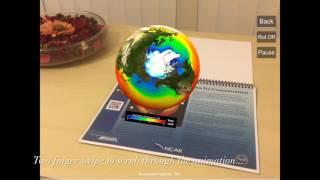 NCAR Augmented Reality Demo