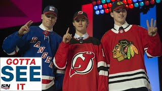 GOTTA SEE IT: Every Pick From The First Round Of The 2019 NHL Draft