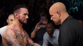 CM Punk UFC 2 My Career Mode - FINALE -
