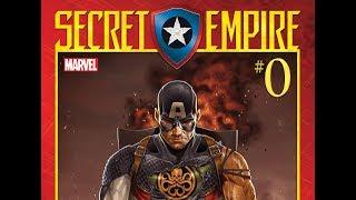 Marvel's Secret Empire: From Captain America's Hydra reveal to now on 'Inside Marvel'