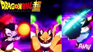 Iwan Vs Arak Vs Liquir (God's Battle) |Dragon Ball Super AMV| Anime Battles