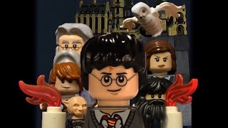LEGO Harry Potter and the Sorcerer's Stone Trailer 1 (2001)