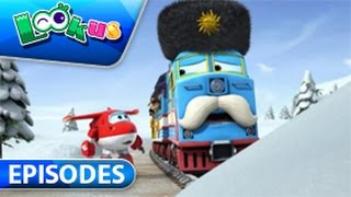 【Official】Super Wings - Episode 15
