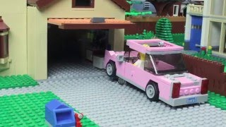 The Simpsons LEGO Movie Couch Gag that FOX should have used