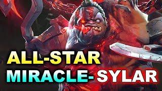 MIRACLE- vs SYLAR - ALL-STAR MATCH - DAC 2018 DOTA 2