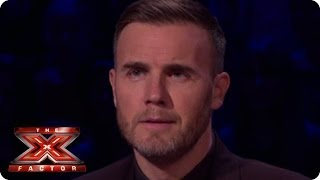 Gary explains why Tamera Foster DOESN'T need to win - Live Week 6 - The Xtra Factor 2013