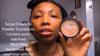 How to Apply Cream to Powder Foundation