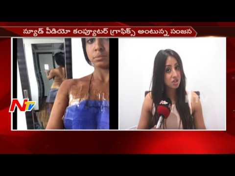 Xxx Mp4 Actress Sanjana Face To Face Clarifies That She Did Not Participate In Any Nude Scene NTV 3gp Sex