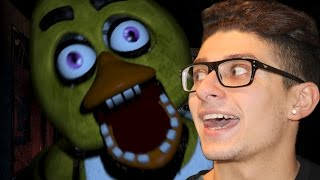 CAGARSI SOTTO DALLA PAURA!! - Five Nights at Freddy's