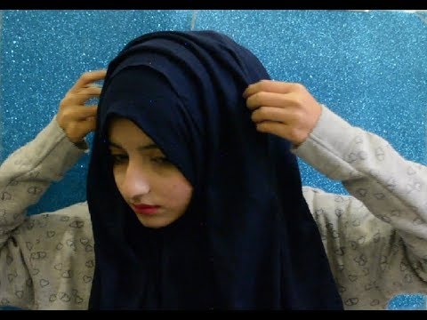 Xxx Mp4 How To Wear Your Hijab Without Inner Cap Aisha Mukhtar 3gp Sex