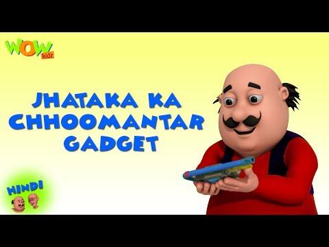 Dr Jhatka ka Choomantar Gadget - Motu Patlu in Hindi - 3D Animation Cartoon - As on Nickelodeon