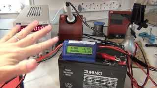 Electronics Tutorial #1 - Electricity - Voltage, Current, Power,  AC and DC