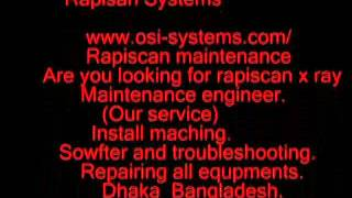 how to rapiscan system sowfter