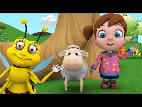 Little Bo Peep | Nursery Rhymes Songs Compilation | Preschool Rhyme & Kid Song | Baby Songs