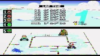 Super Mario Kart Star Cup 50cc