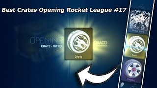 Best Crates Opening Rocket League #17