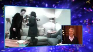 Allison Janney Pranks Ellen