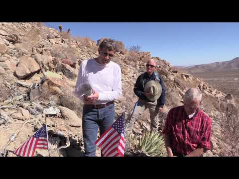 Xxx Mp4 Family Visits Loved Ones F8 Crusader Crash Site After 50 Years On 1122018 3gp Sex