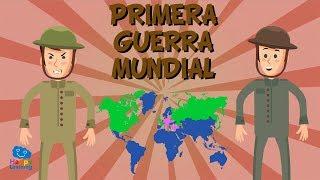 Primera Guerra Mundial | Vídeos Educativos para Niños