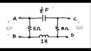 s: Transfer Function Example #1