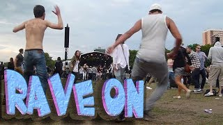 Ravers! Rave On - Lord Of The Dance #techno