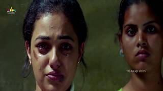 Indian Girls trouble in police station | Nithya Menon Cavity check | Ghatana movie 2017