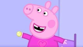 Peppa Pig Świnka Peppa po Polsku najlepsze odcinki - Zebowa wrozka