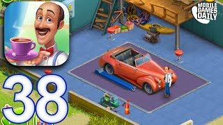 HOMESCAPES Story Walkthrough Gameplay Part 38 - Day 26 Garage (iOS Android)