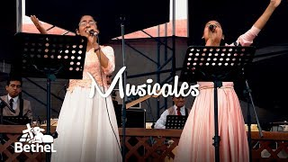 BAJO LA SOMBRA DE TUS ALAS l MUSICALES l BETHEL PRODUCCIONES