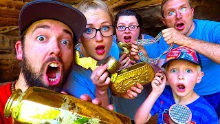 WE FOUND REAL TREASURE OF MONTEZUMA! EPIC HUNT FOR LOST GOLD!