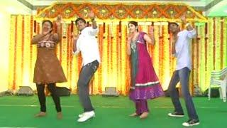 Nemali kulukula-Oosaravelli Dandiya Dance-sangeet & mehndi Vijayawada