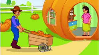 Peter Peter Pumpkin Eater --Nursery Rhymes, Kindergarten Songs, Bed Time Songs