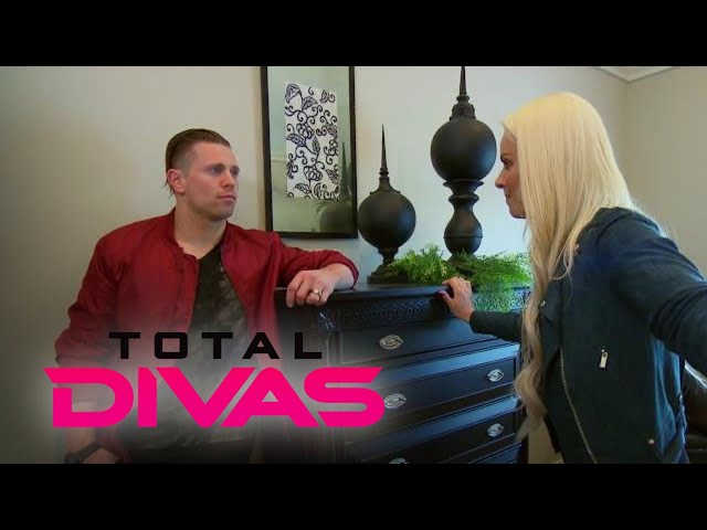 Total Divas | Pregnant Maryse Freaks Out While House Hunting | E!