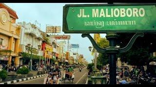 Car Free Day Kesiangan di Jalan Malioboro Yogyakarta