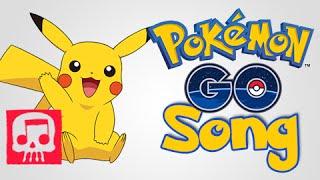 Pokemon GO Song LYRIC VIDEO by JT Machinima -