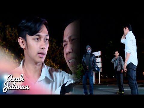 Mondy Menolong Orang Yang Sedang Di Rampok [Anak Jalanan] [9 September 2016]