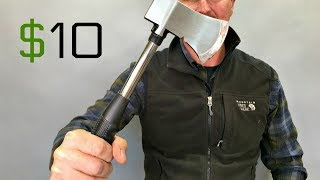 Testing The Cheapest Axe On AMAZON