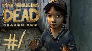 The Walking Dead:Season 2 - Episode 1 | PART 1 - ALREADY EMOTIONAL ;_;
