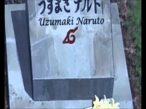 naruto s death