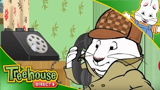 Max & Ruby: Detective Mystery HD Compilation! | Funny Cartoons for Children By Treehouse Direct