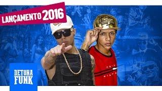 MC Lan e MC KR - 4 do Busão, 20 da Pilula e 5 da Paranga (DJ's LD, FB e K7) Lançamento 2016