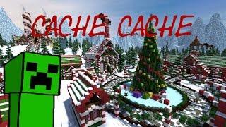 CACHE CACHE MINECRAFT MAP NOEL [CALENDRIER DE L'AVENT] | PS4 FR