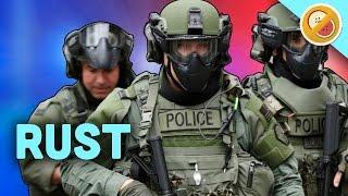 SERVER POLICE  - Rust w/ Friends [Episode 28]