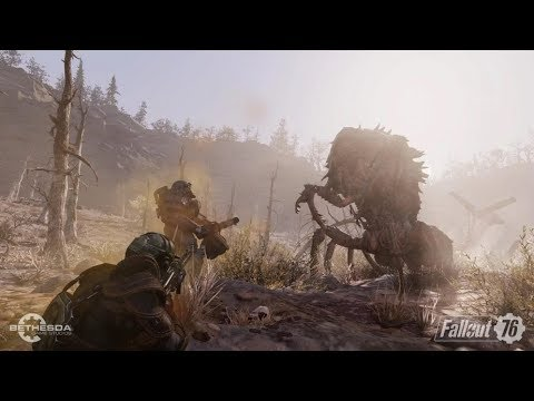 Xxx Mp4 Fallout 76 What 39 S On The Edge Of The Map 3gp Sex