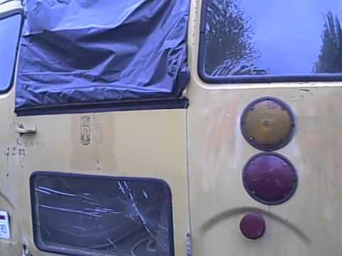 1963 Mack Wayne school bus